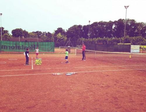 Kinder-Tennistraining Weikendorf für Saison 2020
