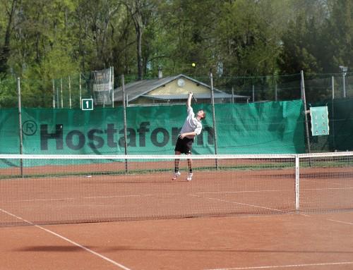 Tennis-Freundschaftsspiel gegen Ollersdorf