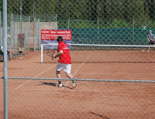 Michael Zotter Tennis-Gedenkturnier in Weikendorf