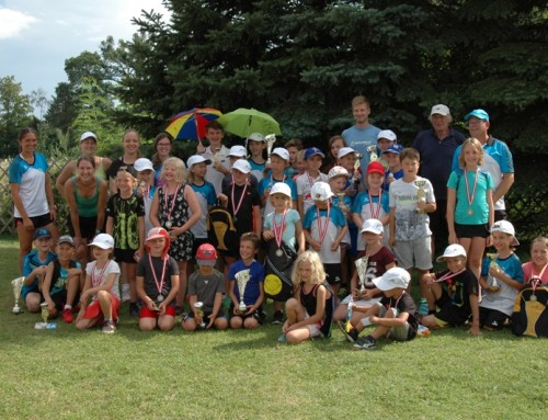 Fotos Kinder-Tenniscamp 2018