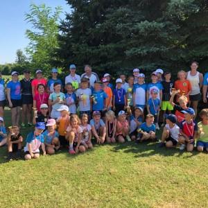 Gruppenbild Tenniscamp Weikendorf 2019