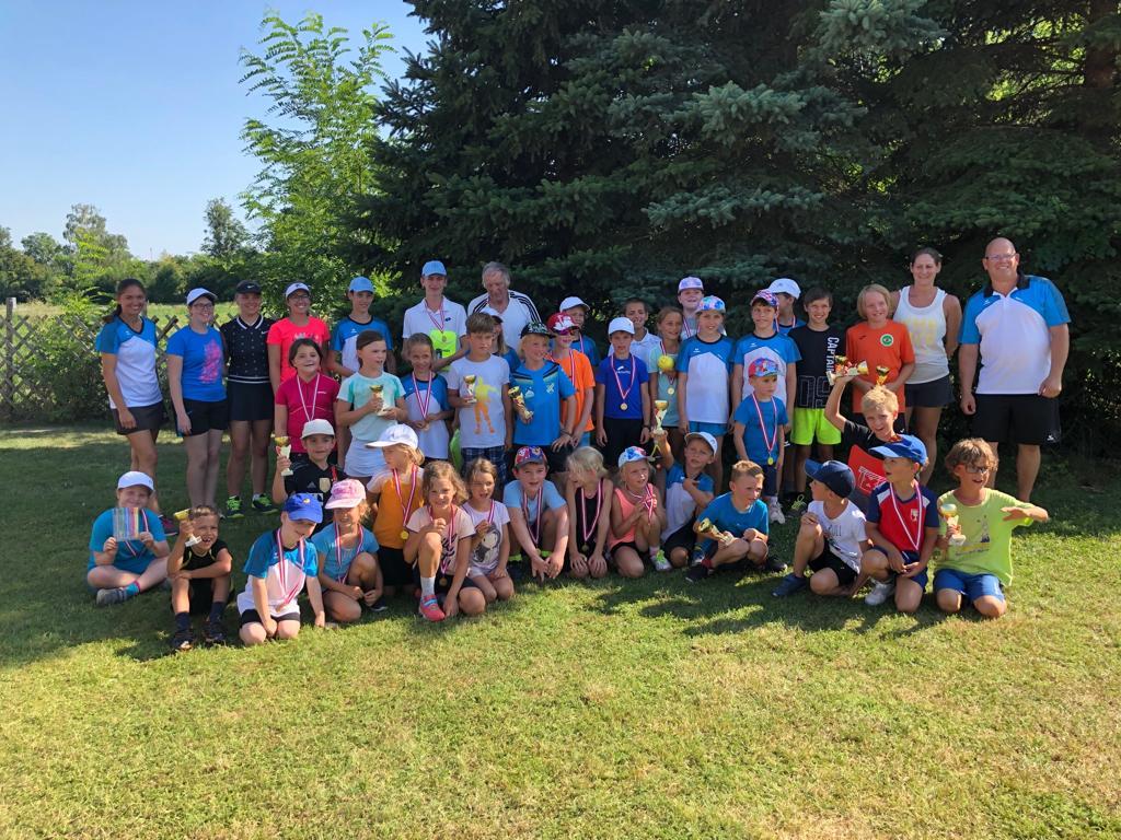 Fotos Kinder-Tenniscamp 2019