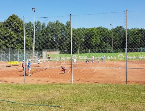 Kinder-Tennistraining Weikendorf für Saison 2021