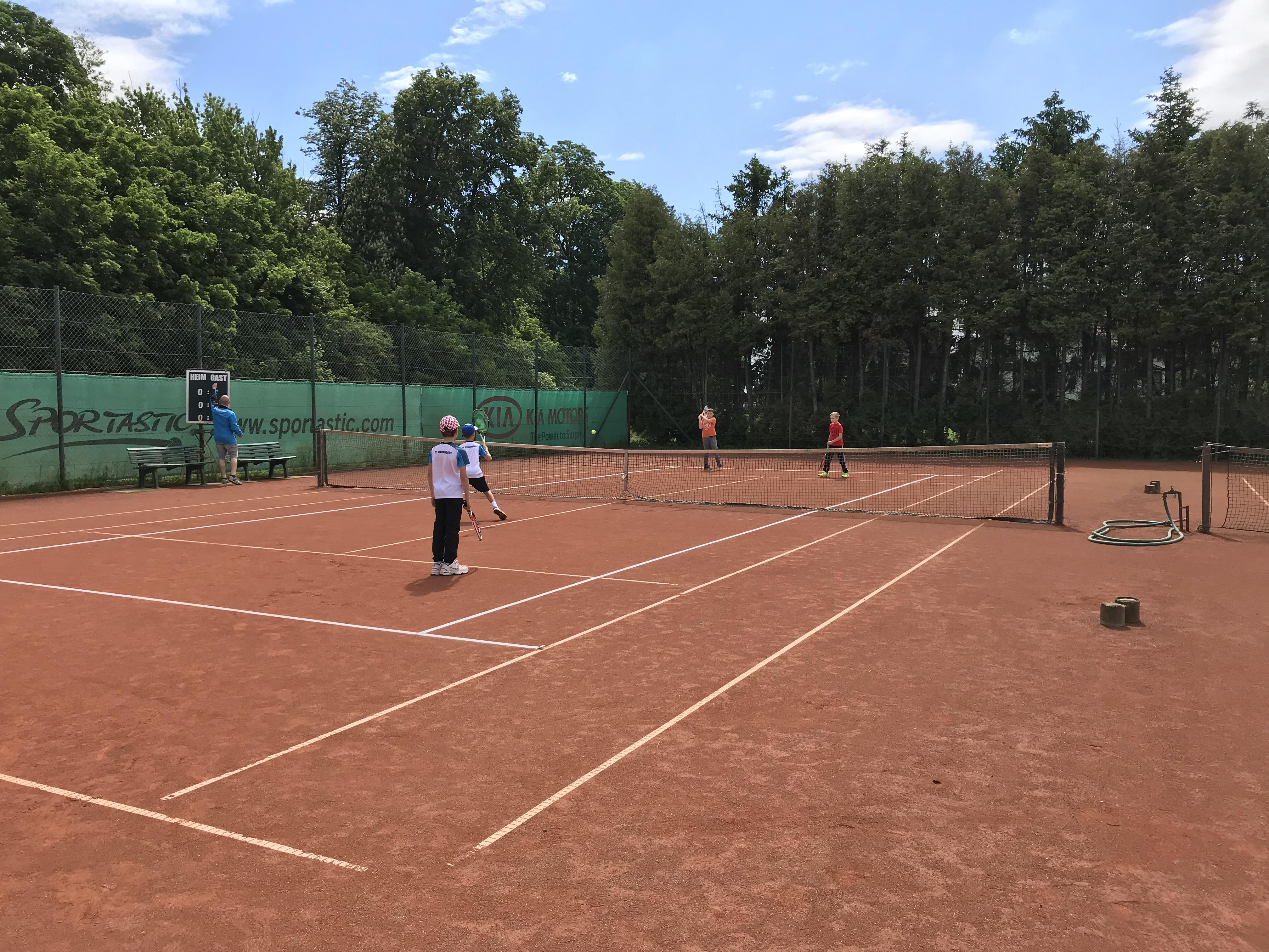 Tennisturnier Asparn 2019 - TC-Weikendorf